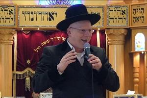 תמונה של הרב גלזר